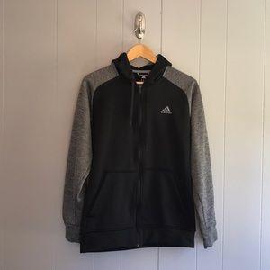 Adidas Full-Zip Hoodie